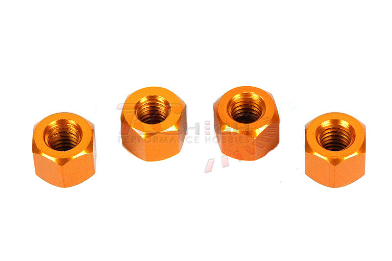 Almuminim Wheel Nuts M5*10 4P